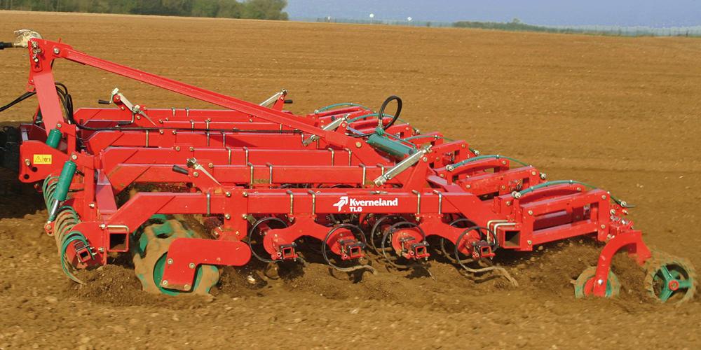 Vibrocoltivatore tlg kverneland italia - Letto di semina ...